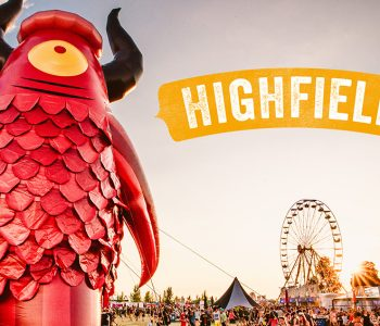 Hautnah am Highfield Festival – HappyHouse